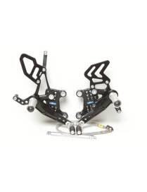 Commandes reculées PP Tuning KTM Super Duke 990 (2006-2012)