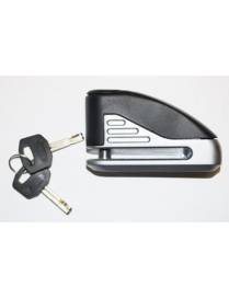 Landport Disk Block Anti-Theft - Chrome / Black