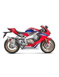 Akrapovic Slip-On Titanium Honda CBR 600 RR 2009 to 2012