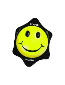 Sliders Oxford Smiley - Jaune