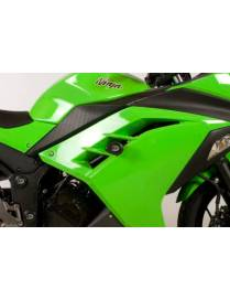 Aero crash protectors (Uppers) Kawasaki Ninja 250 (SX) / 300