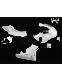 Fairings kit 3 parts Motoforza racing Yamaha YZF-R1 / R1M 2015 to 2018