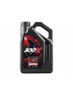 Engine oil Motul 300V 5W30 Oil - 4 Liters