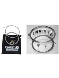 Repair kit cable clutch + throttle Road