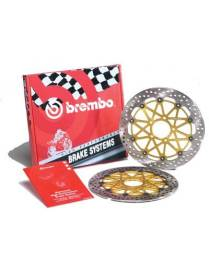 Set of brake discs Brembo HPK 310mm Yamaha YZF-R1 2007 to 2013