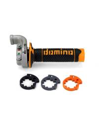 Throttle control Domino KRK Evo orange KTM / Husqvarna 04/15
