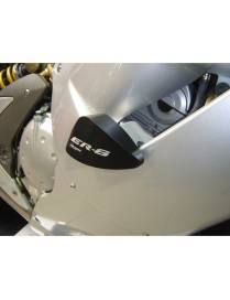 Roulettes de protection Top Block Kawasaki ER6-F 2006 à 2008