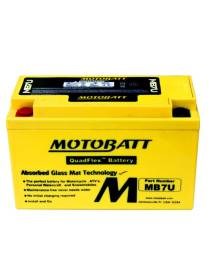 Batterie Motobatt MB7U 6,5h / 151x65x94mm