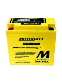 Batterie Motobatt MBT12B4 11Ah / 150x70x130mm
