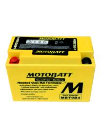 Batterie Motobatt MBT9B4 9Ah / 150x70x104mm