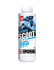 Engine oil Ipone Katana Scoot 5W40 - 4 Stroke