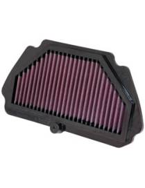 Air filter K&N racing Kawasaki ZX-6R 2009 to ...