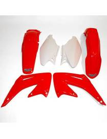 Plastic kit UFO Honda CR85 2004 to 2015