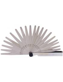 Tickness gauges 0,05 to 1,00mm length 90mm