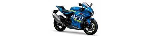 Fairing kit Motoforza Suzuki GSX-R 1000R 2017 to 2019