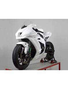 Fairings kit 5 parts Motoforza Kawasaki ZX-10R 2016 to 2017