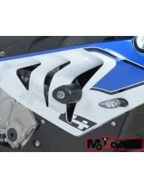 Protection anti-chute supérieur R&G Aéro BMW HP4 / S1000RR 12-14 (sans forage)