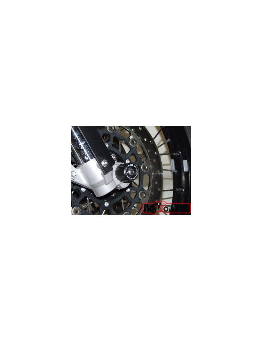 Protection de fourche R&G BMW F800GS 2008 à 2012