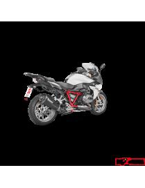 Akrapovic Slip-On BMW R1200R / RS 2015 à 2017