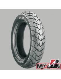 Front Tyre / arrière Bridgestone110/80 J 10 ML 50  TL
