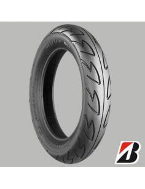 Front Tyre Bridgestone 120/90 J 10 Hoop B01  TL