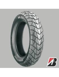 Rear Tyre Bridgestone 130/70 J 10 ML 50  TL