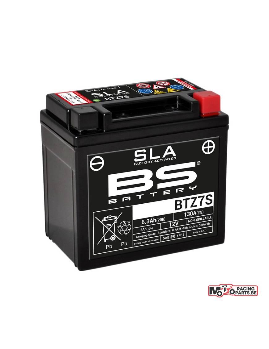 Batterie BS BTZ7S 6Ah 12V