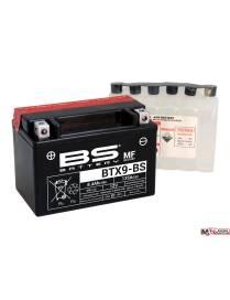 Batterie BS BTX9-BS 8Ah 12V