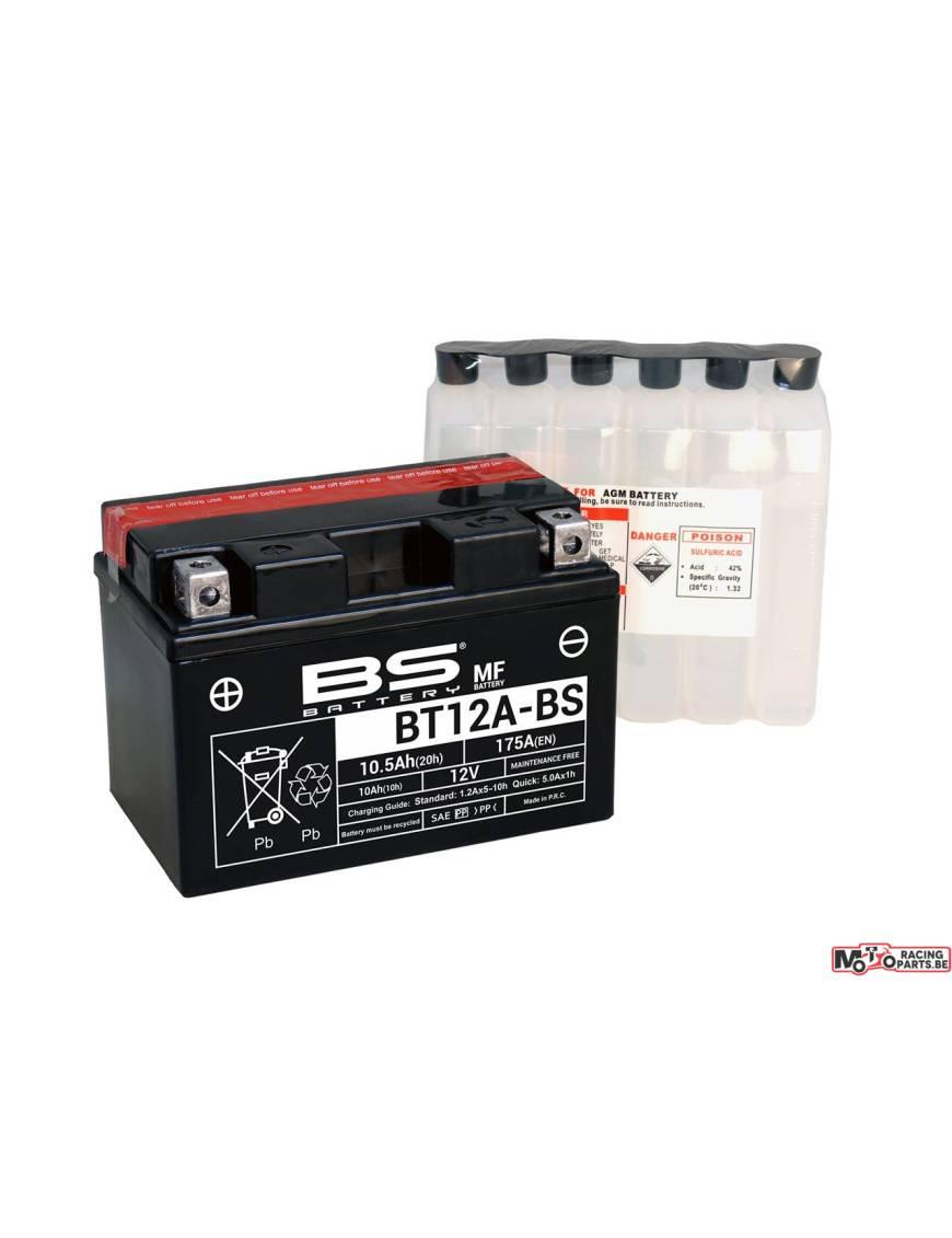 Batterie BS BT12A-BS 10Ah 12v