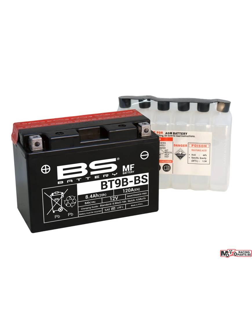 Batterie BS BT9B-BS 8Ah 12V