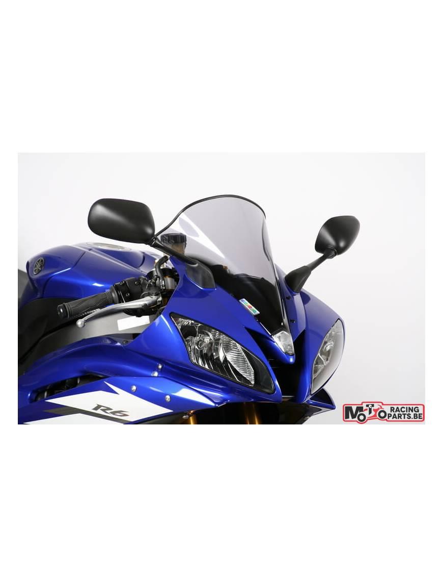Bulle MRA racing Yamaha YZF-R6 2006 à 2007 +10mm