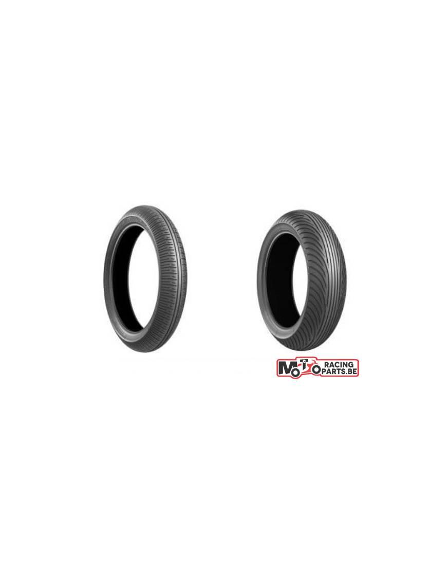 Set pneus Bridgestone W01 120/600/17 - W01 190/650/17