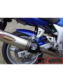 Muffler protection R&G Racing