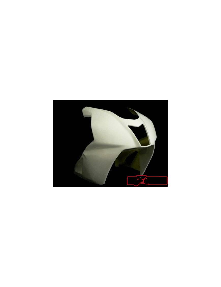 Carénage tete de fourche polyester Motoforza Aprilia RSV1000 2004 à 2009