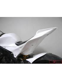 Selle racing WSBK polyester Motoforza Aprilia RSV4 Factory 2009 à 2013