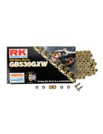 Transmission chain RK 525 GXW racing