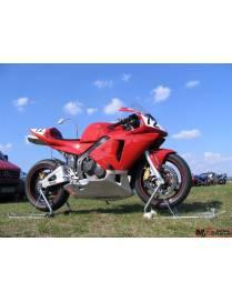 Kit carénages piste 3 pièces Motoforza Honda CBR600RR 2003 à 2004