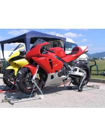 Protection réservoir Motoforza Honda CBR600RR 2003 à 2004