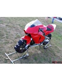 Garde boue avant Motoforza Honda CBR600RR 2003 à 2004