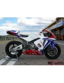 Tête de fourche polyester Motoforza Honda CBR600RR 2005 à 2006