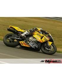 Sabot moteur polyester Motoforza Honda CBR600RR 2005 à 2006