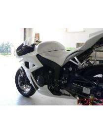Sabot moteur polyester Motoforza Honda CBR600RR 2007 à 2008