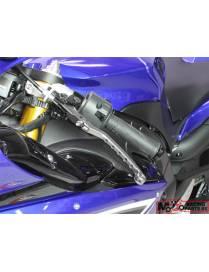 Levier de freins repliable Zeta Flight Lever Yamaha MT-01 / V-MAX / YZF-R1 / YZF-R6