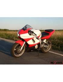 Flan latéral gauche Motoforza Yamaha YZF-R6 1999 à 2002