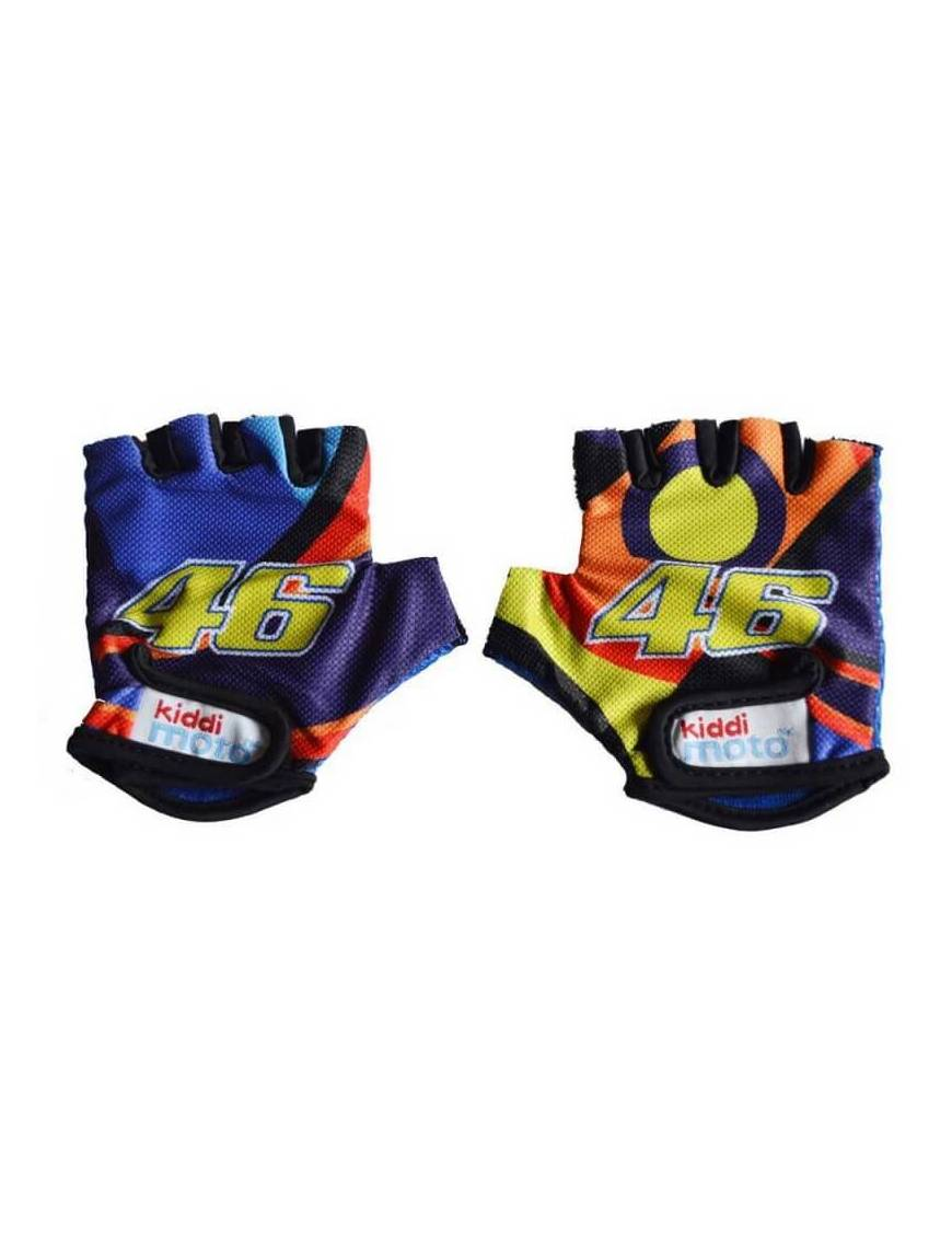 Gants Kiddimoto Valentino Rossi VR46