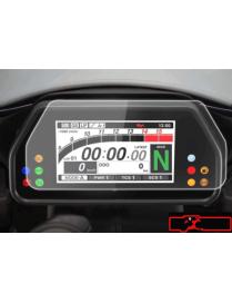 Vitre de protection ecran compteur Yamaha YZF-R1 / R1 M 2015-2017