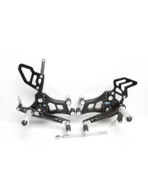 Commandes reculées PP Tuning KTM RC8 (2008-2016)