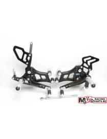 Rear set PP Tuning KTM KTM RC8 (2008-2016)
