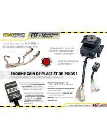Eliminateur moteur de valve échappement Healtech ESE-Y01 Yamaha