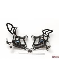 Rear set PP Tuning Kawasaki ZX-10R (2011-2015)